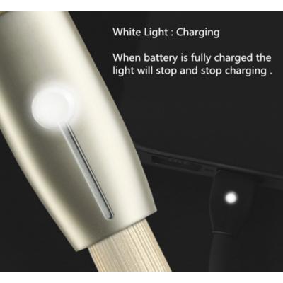 Remax Knight ışıqlı usb kabel