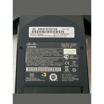 Cisco CP-7937G konfrans telefonu