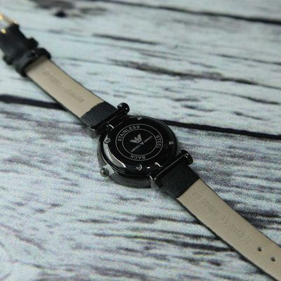 Emporio Armani qadın saatı