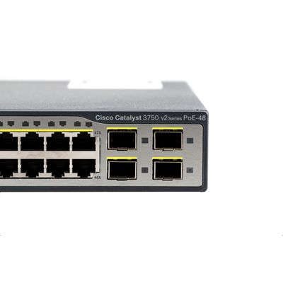 Cisco switch 3750V2-PoE 48