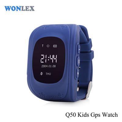 Smart Saat Wonlex Q50 Kids GPS Watch