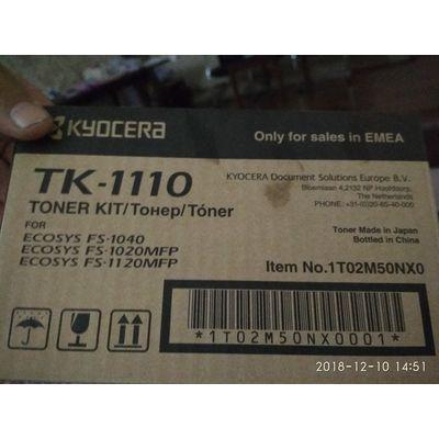 Kyocera FS-1040 üçün kartric toner TK-1110