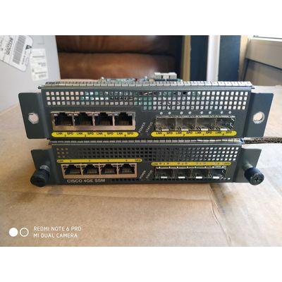 Cisco SSM GM ASA 5520