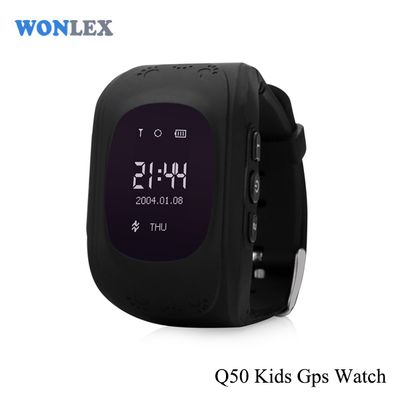 Smart Saat Wonlex Q50 Charisma Kids GPS Watch