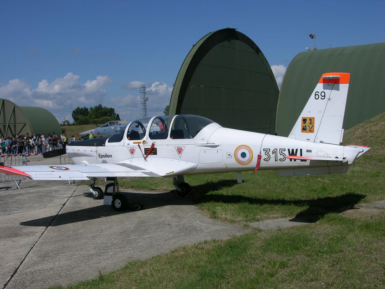 Base aérienne de Cognac Châteaubernard - photo d'illustration
