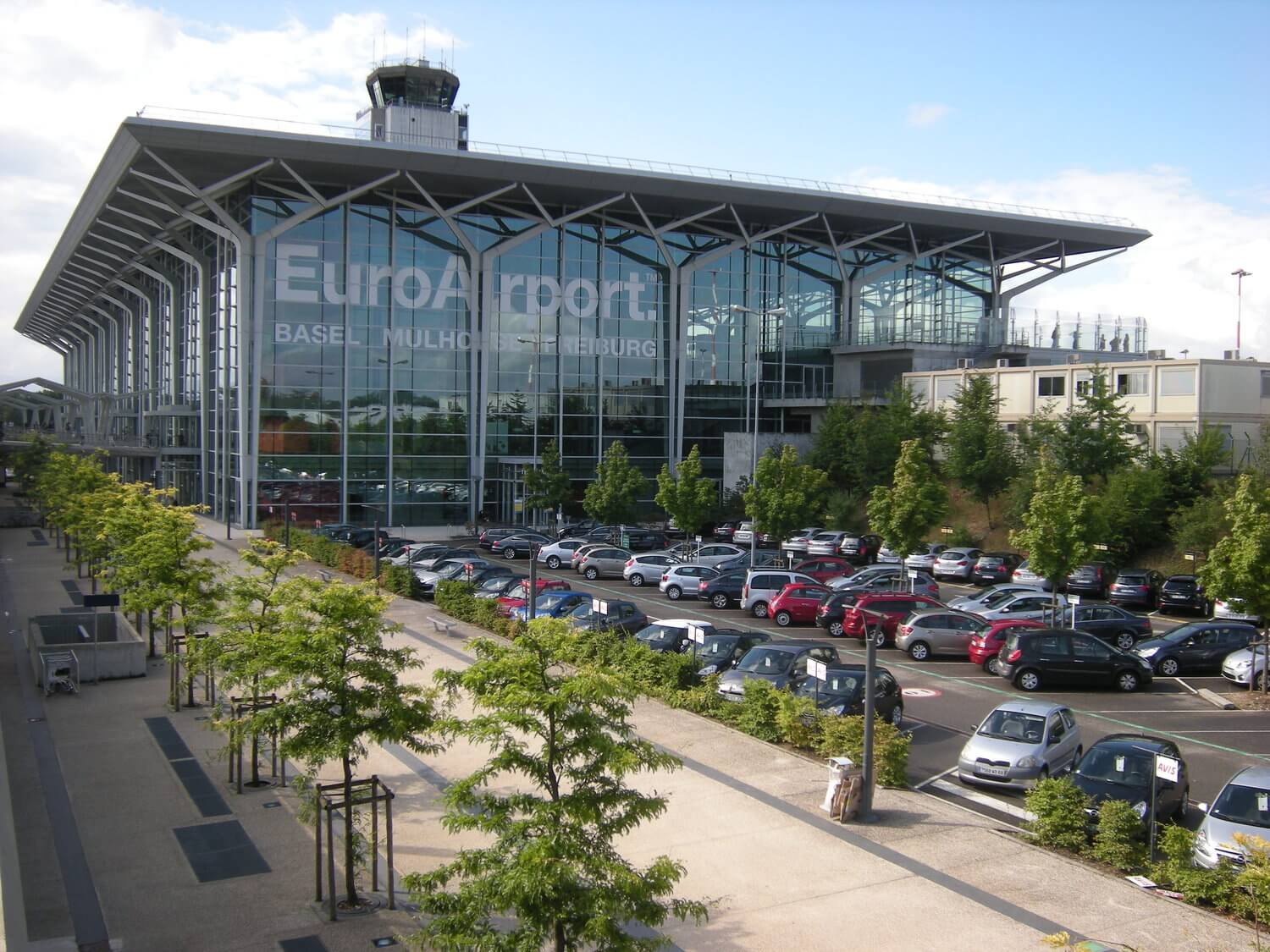Aéroport de Bâle-Mulhouse-Fribourg - photo d'illustration