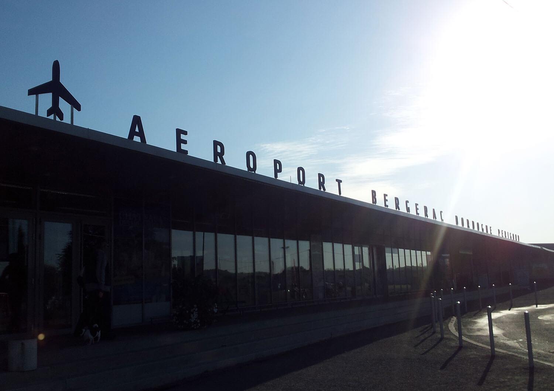 Aéroport de Bergerac-Dordogne-Périgord - photo d'illustration
