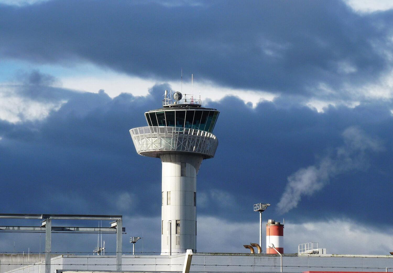 Aéroport de Bordeaux - Mérignac - photo d'illustration