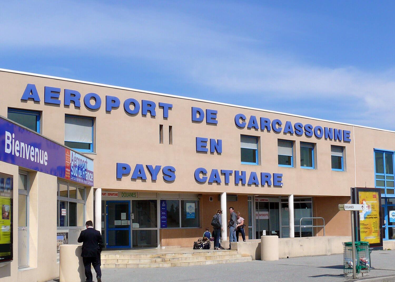 Aéroport de Carcassonne Salvaza - photo d'illustration