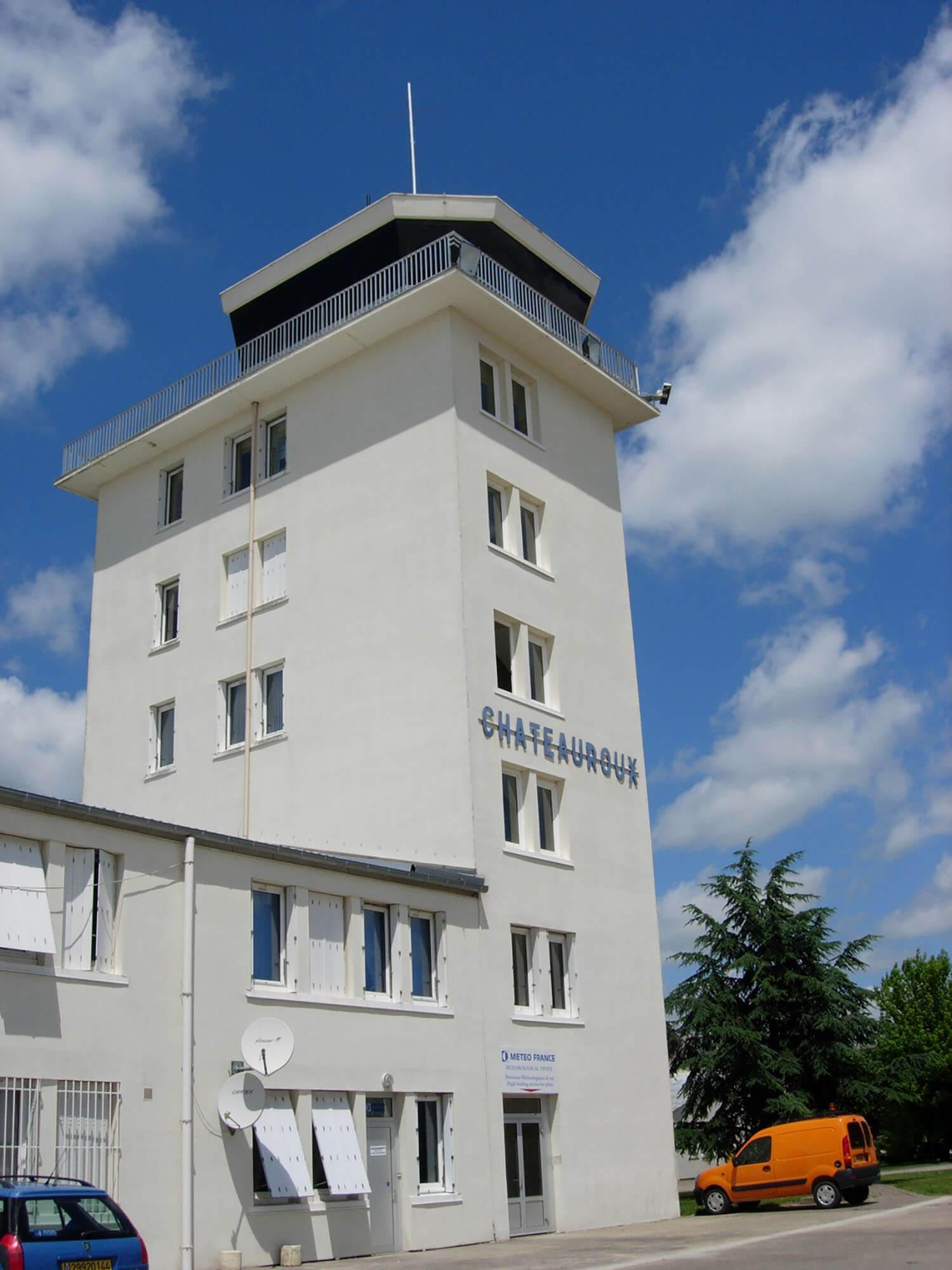 Aéroport de Châteauroux-Centre - photo d'illustration
