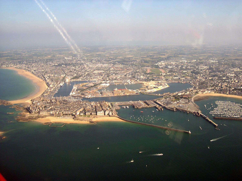 Aéroport de Dinard Pleurtuit Saint-Malo - photo d'illustration