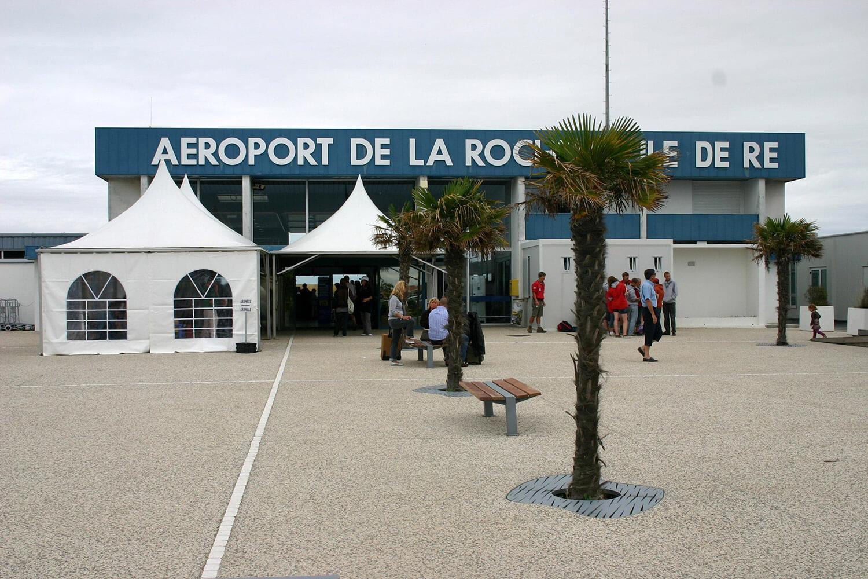 Aéroport de La Rochelle - île de Ré - photo d'illustration