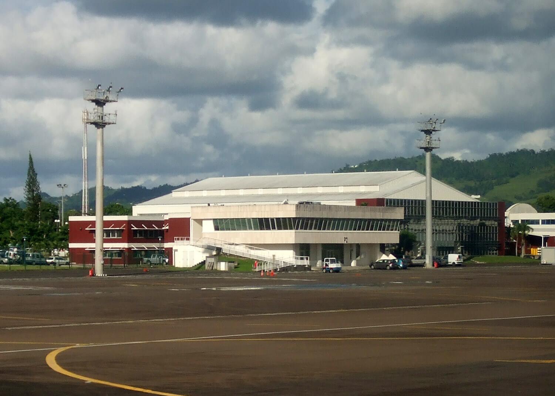 Aéroport international Martinique Aimé Césaire - photo d'illustration