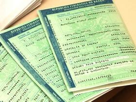 Documentos de identificação do veículo