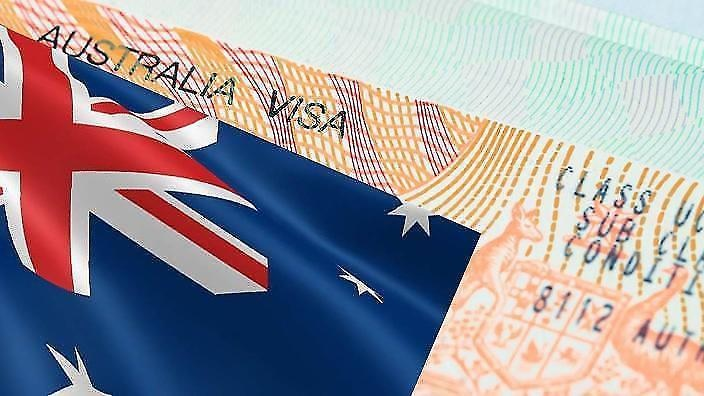 Visto de residência austrália