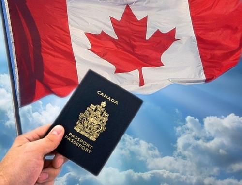 Visto de residência canadense