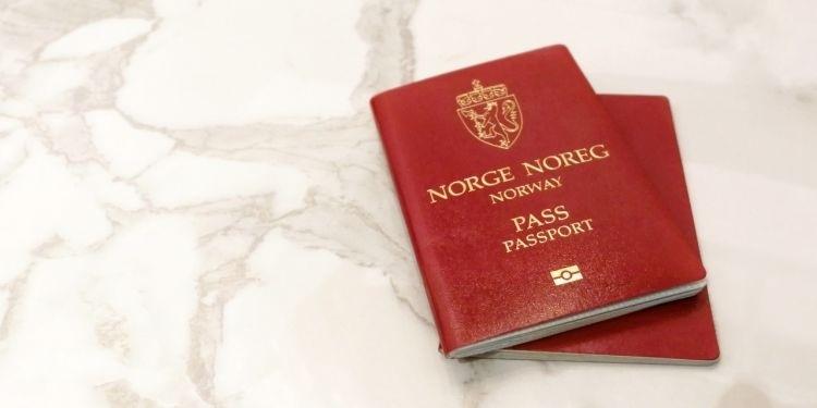 Visto de residência norueguês