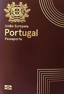Visto de residência português