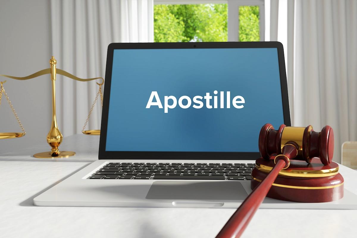 Trámite de apostilla en Argentina