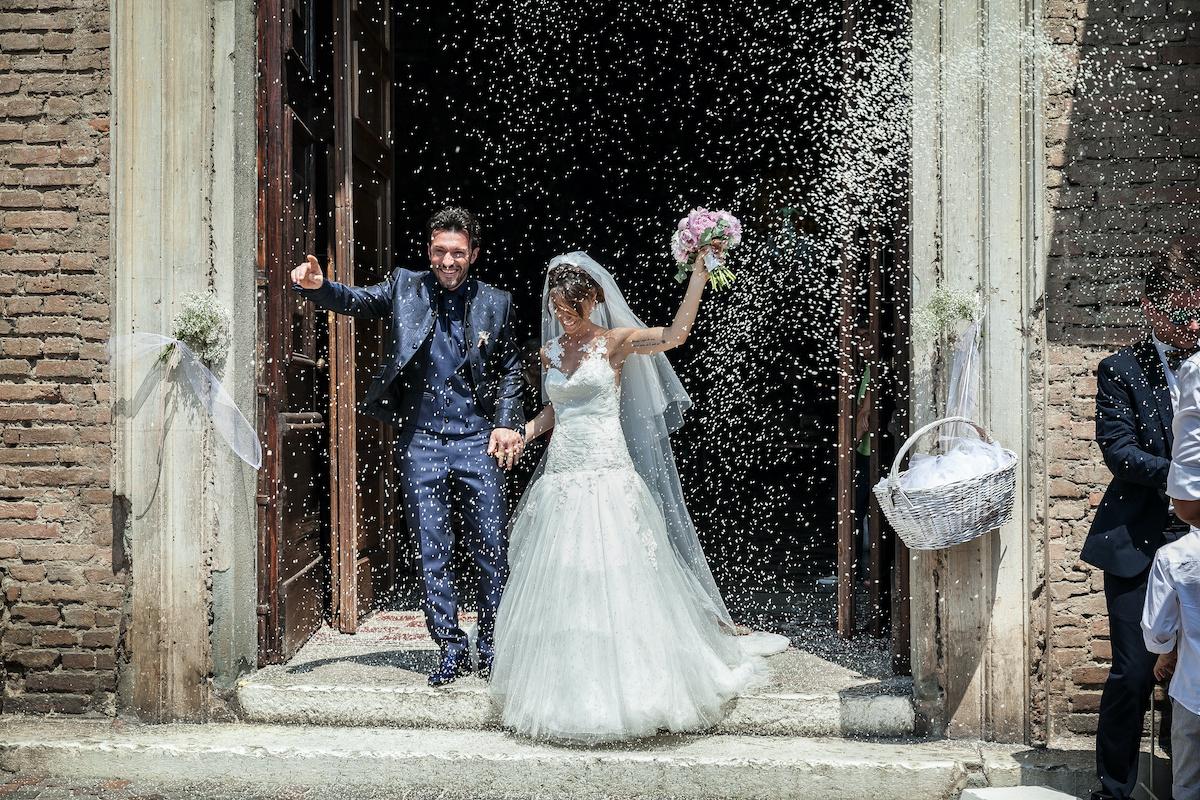 Certificato de matrimonio Italia