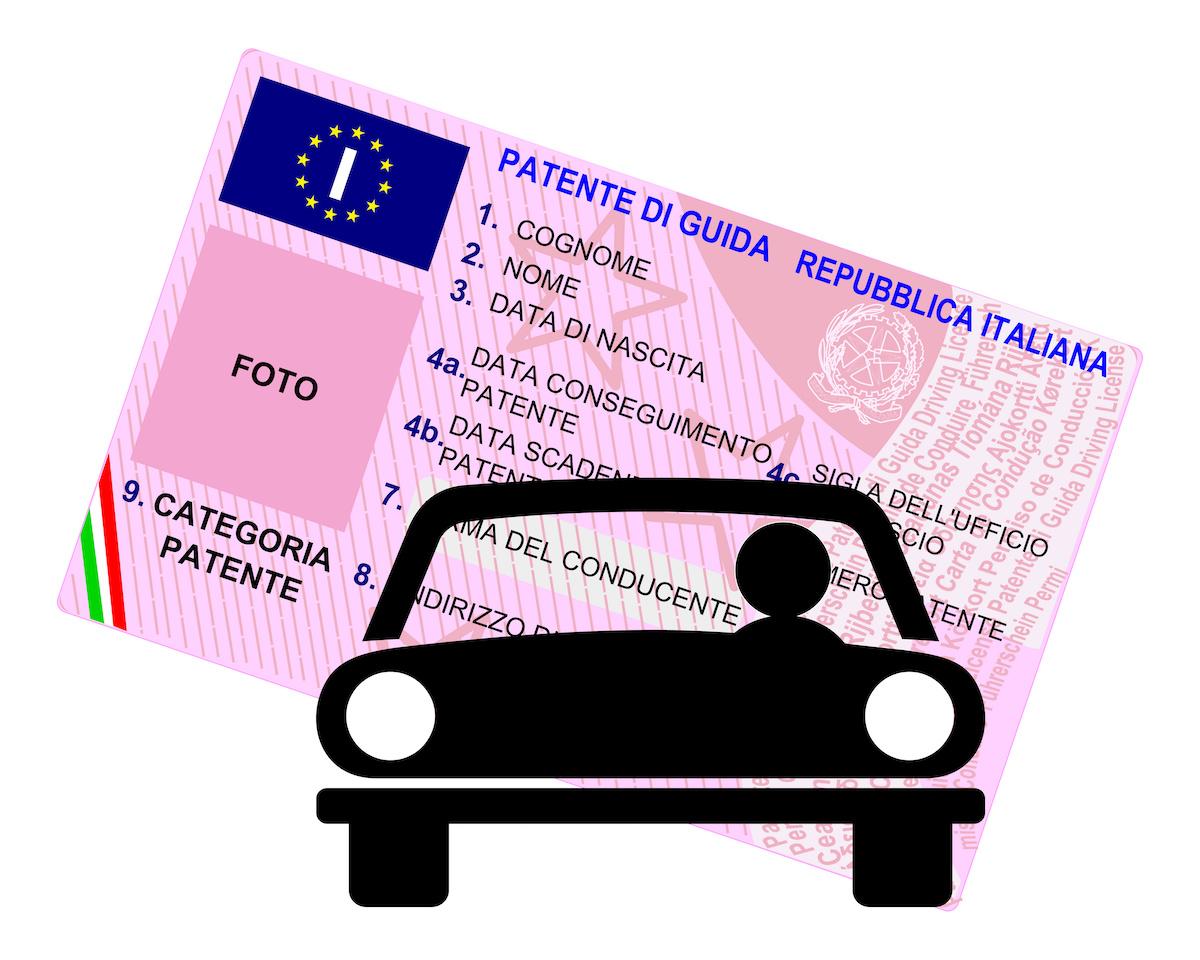 La patente di guida in Italia: la procedura per ottenerla