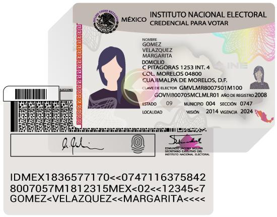 Documentos oficiales ID