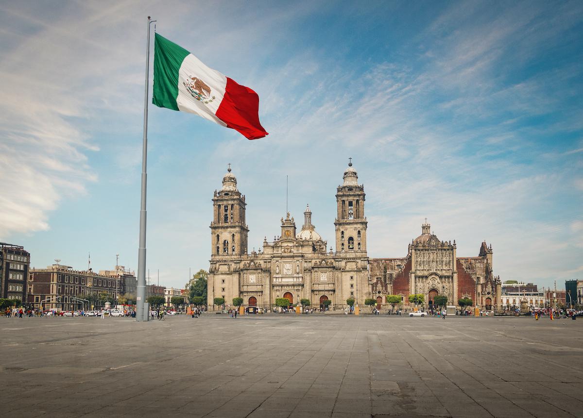 Modificación CURP México