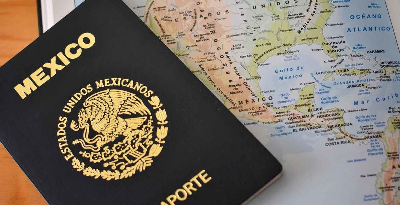 Obtención del Pasaporte en México