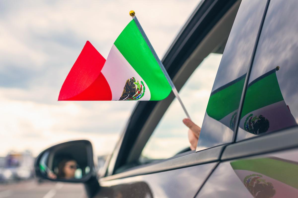 Permiso Internacional para Conducir México