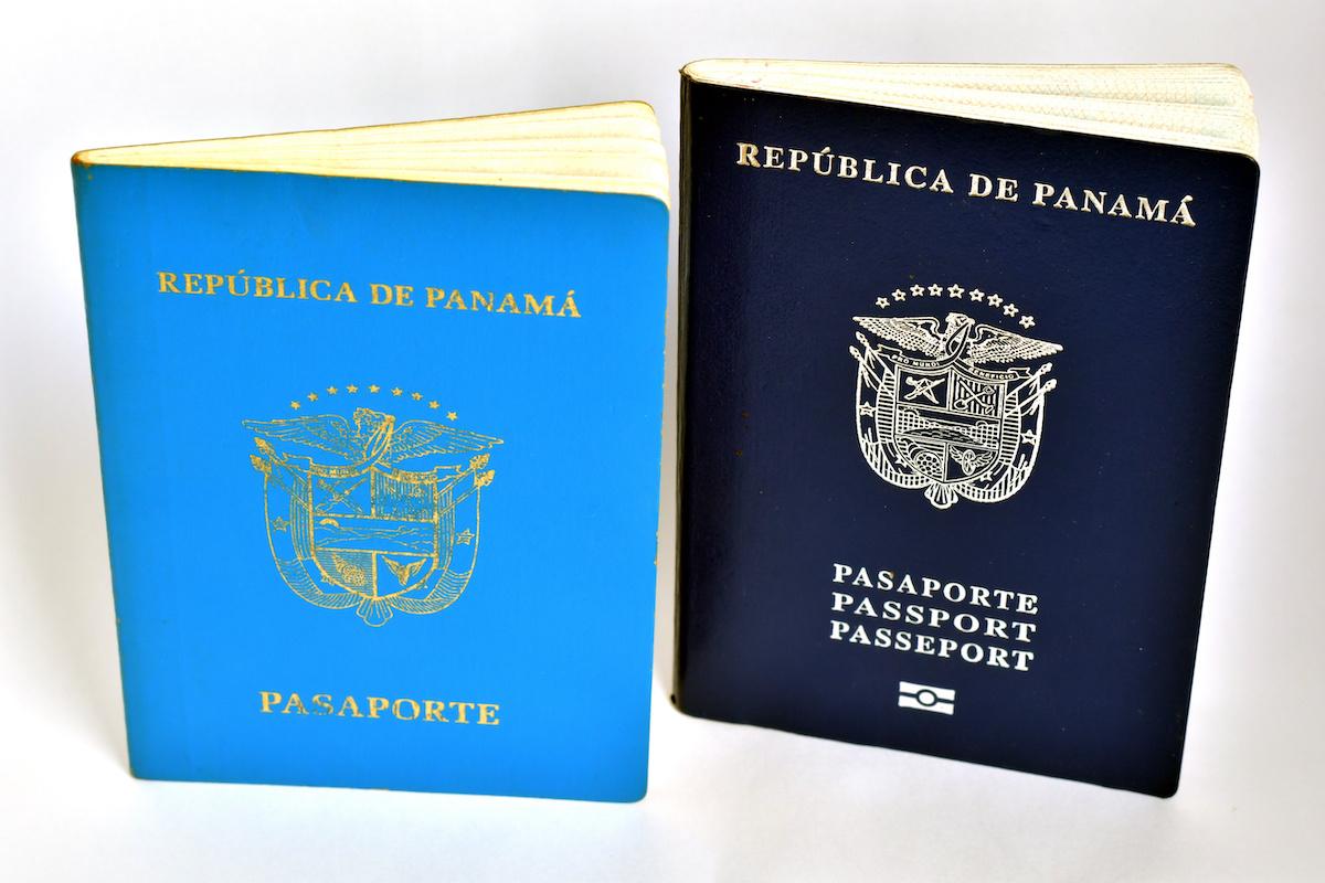 Solicitud de pasaporte panameño