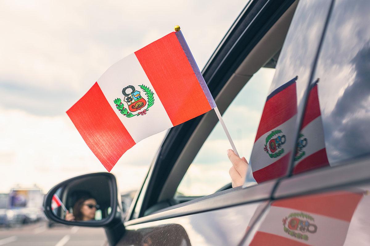 Licencia Internacional Perú