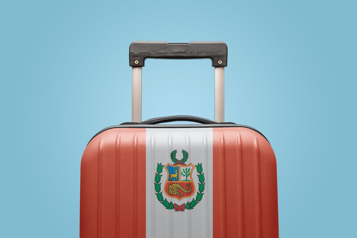 Pasaporte peruano desde el extranjero