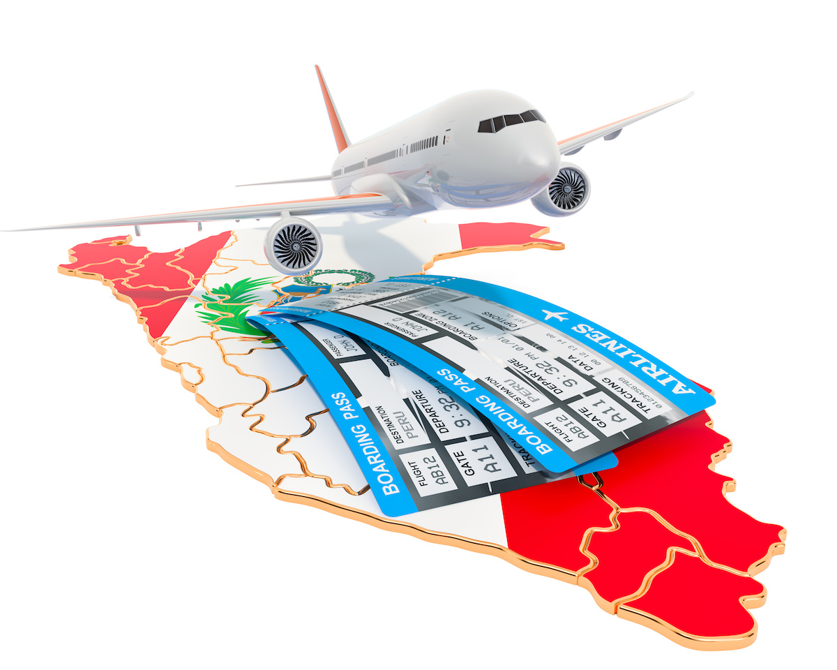 Solicitud de pasaporte peruano