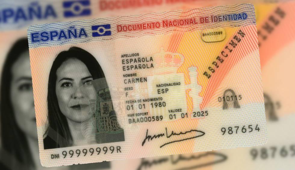 DNI Español