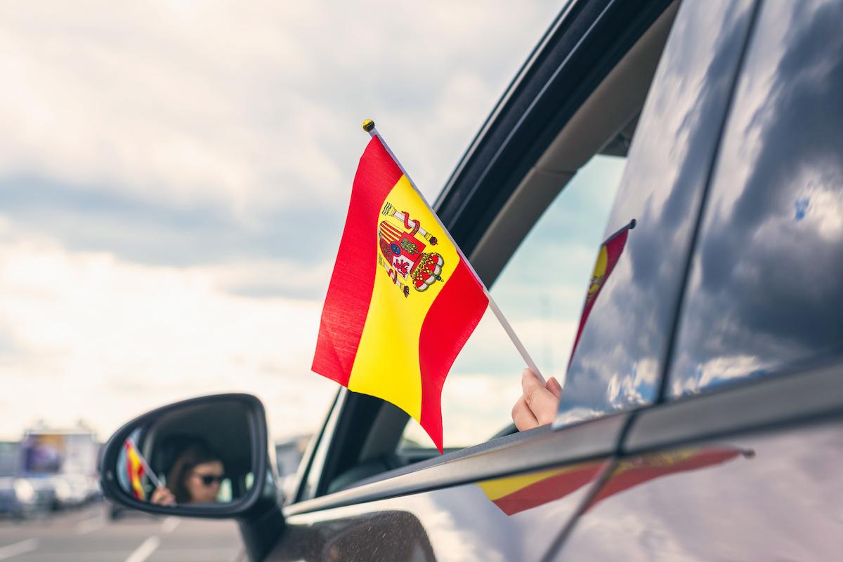 Permiso Internacional de Conducir España