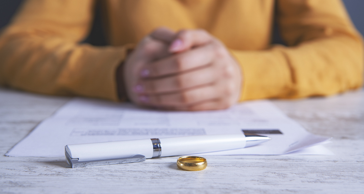 How to get a divorce in England and Wales?