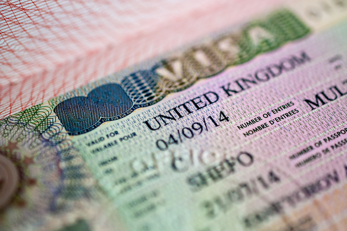 Moving to the UK? Apply for your visa