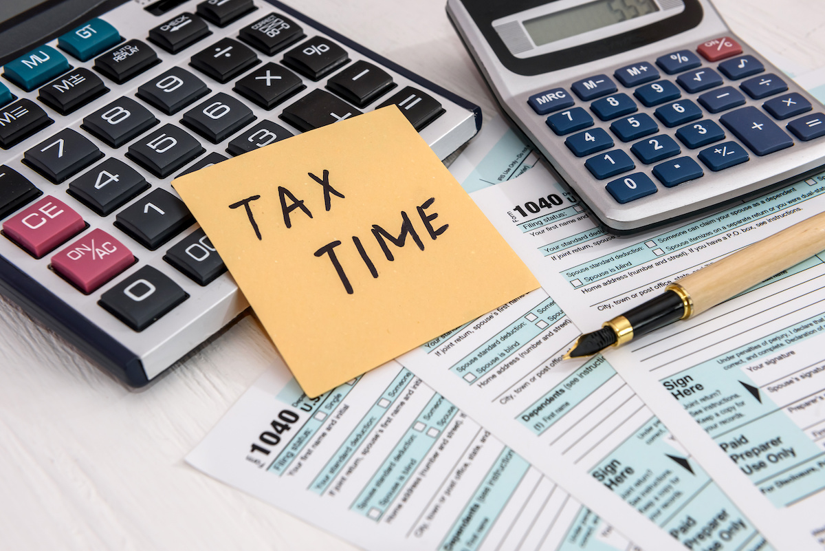 Understand the income taxes system in the USA