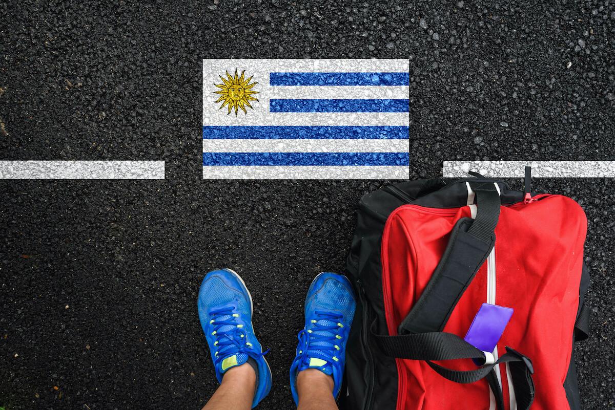 Solicitud de pasaporte uruguayo
