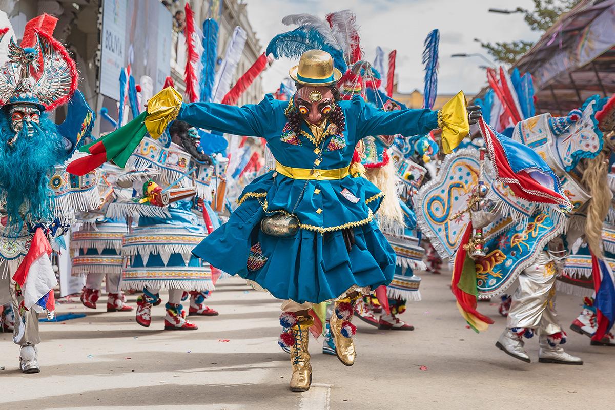 Festivos Bolivia 2022