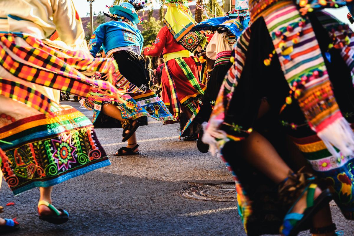 Calendario de días festivos en Bolivia en 2021
