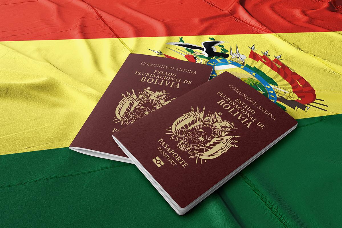 Visa americana Bolivia