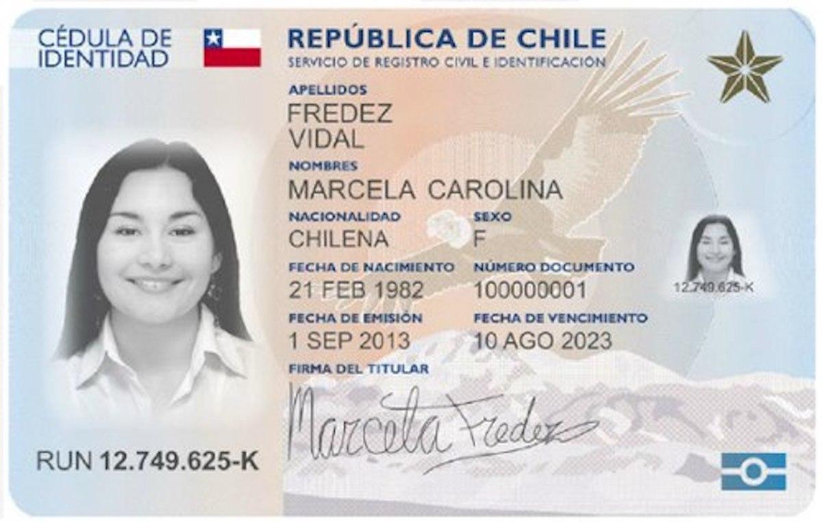 Cómo solicitar tu cédula de identidad chilena