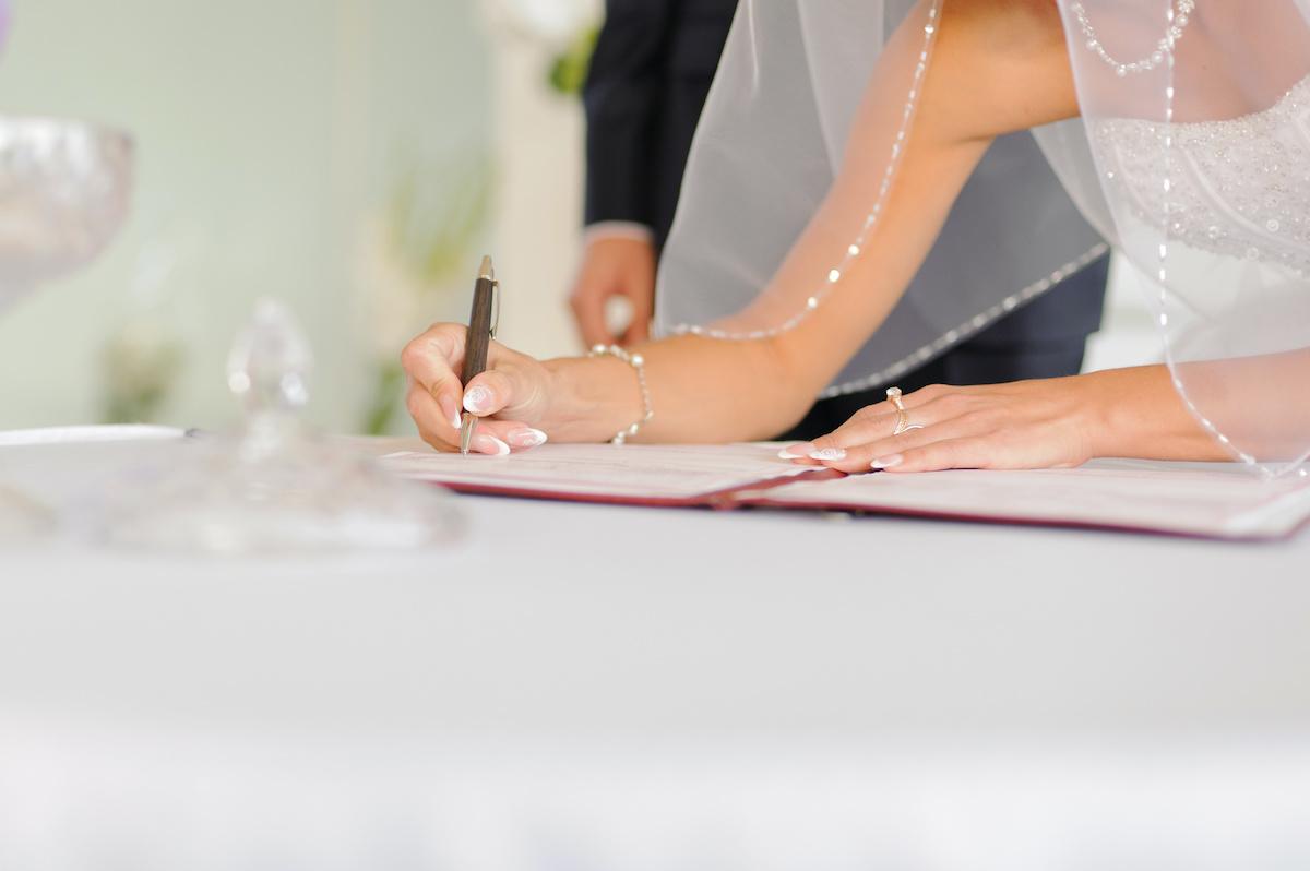 Certificado de Matrimonio en Chile