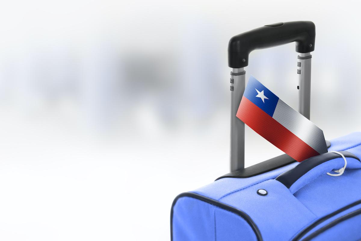 Pasaporte chileno desde el extranjero