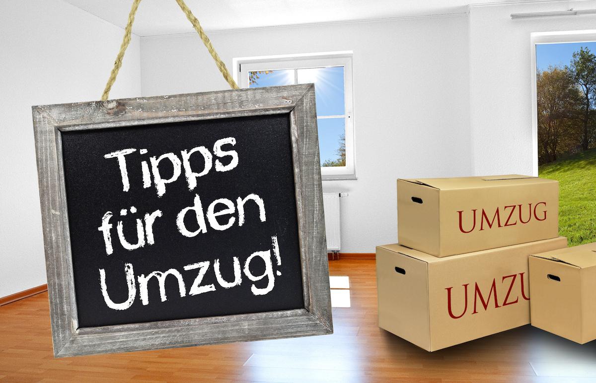 Ihre Checkliste für den nächsten Umzug in Deutschland