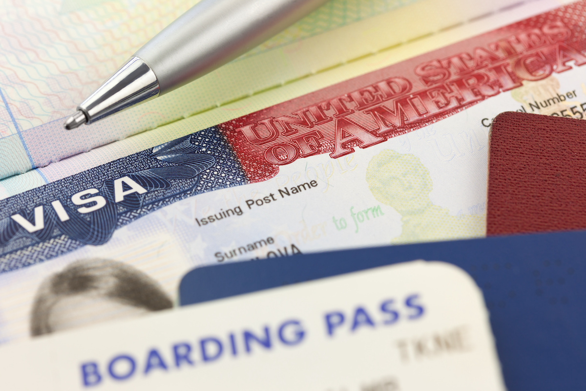 Für die Einreise in die USA benötigte Dokumente
