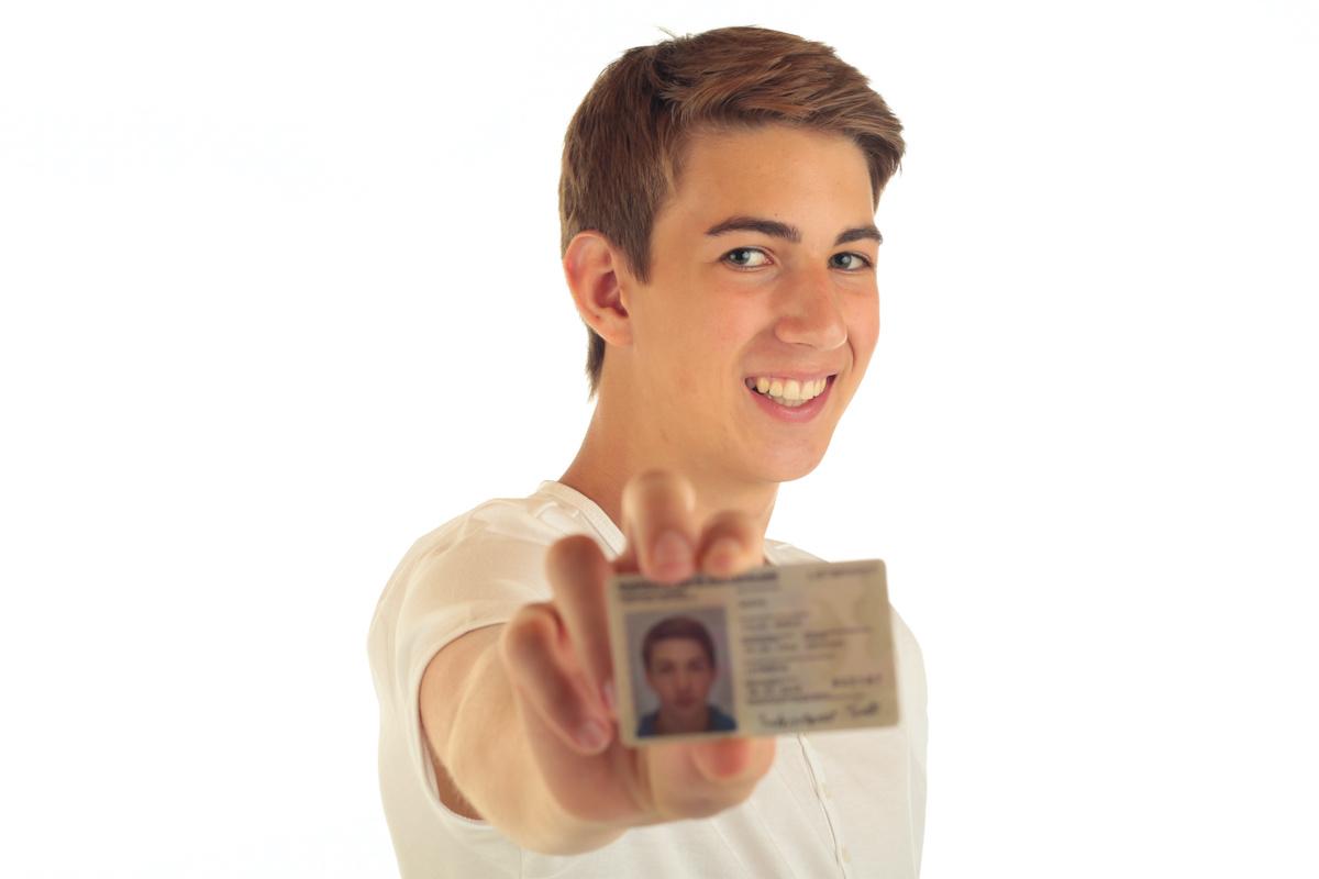 Personalausweis im Deutschland