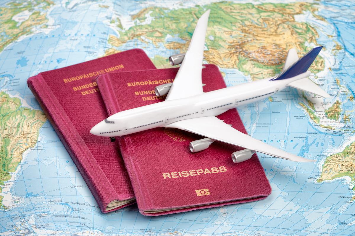 So beantragen Sie einen deutschen Reisepass