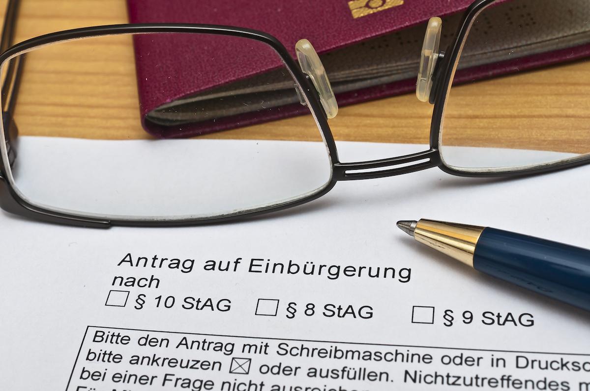 Alles zum Thema deutsche Staatsbürgerschaft und Einbürgerung